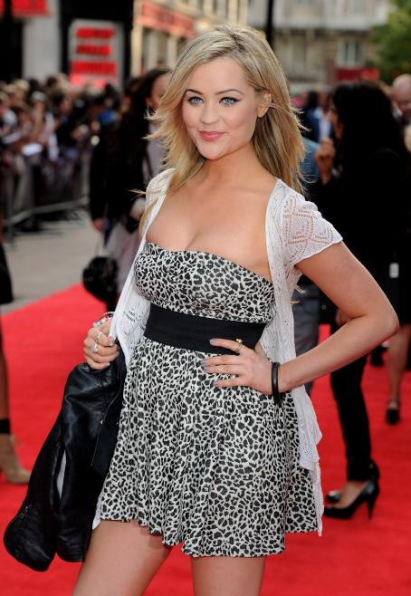 Laura Whitmore  -