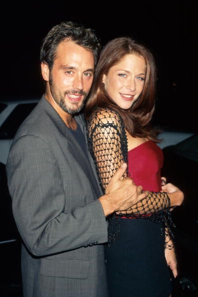 Jamie Luner  and John Braz