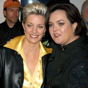 Rosie O'Donnell  and Kelli O'donnell