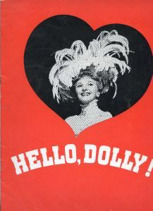 """Hello Dolly!"" London Cast Starring Mary Martin"
