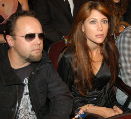 Lars Ulrich  and Skylar Satenstein