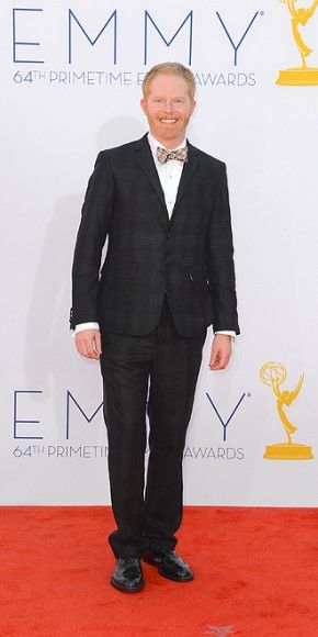 Jesse Tyler Ferguson: 64th Annual Primetime Emmy Awards in Los Angeles