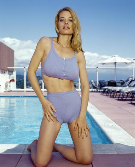 Jeri Lynn Ryan  - Jeri Ryan Barry Hollywood Photoshoot
