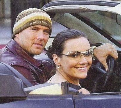 Matt Goss  & Martine McCutcheon