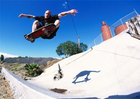 Mike Vallely  Skating