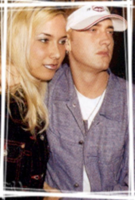 Kimberley Scott Eminem and Kim Mathers