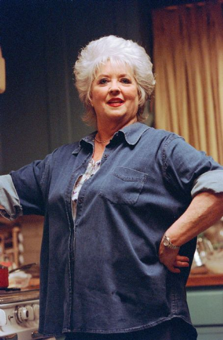 Paula Deen  as Aunt Dora in Paramount Pictures' Elizabethtown, also starring Susan Sarandon