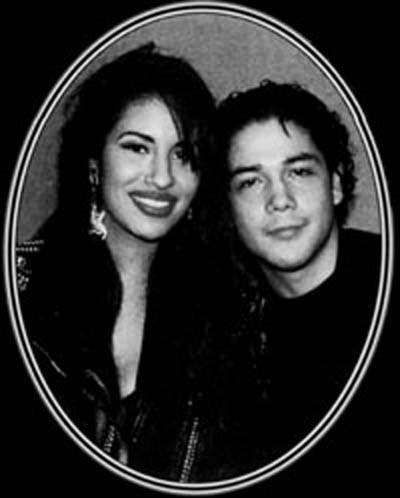 Selena Perez and Chris Perez