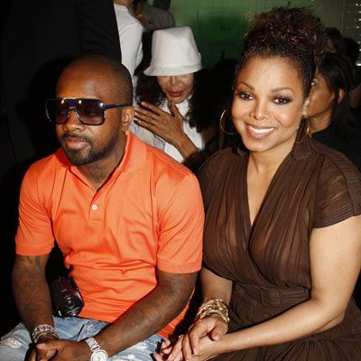 Jermaine Dupri Janet Jackson and