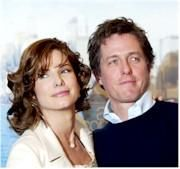 Hugh Grant Sandra Bullock and