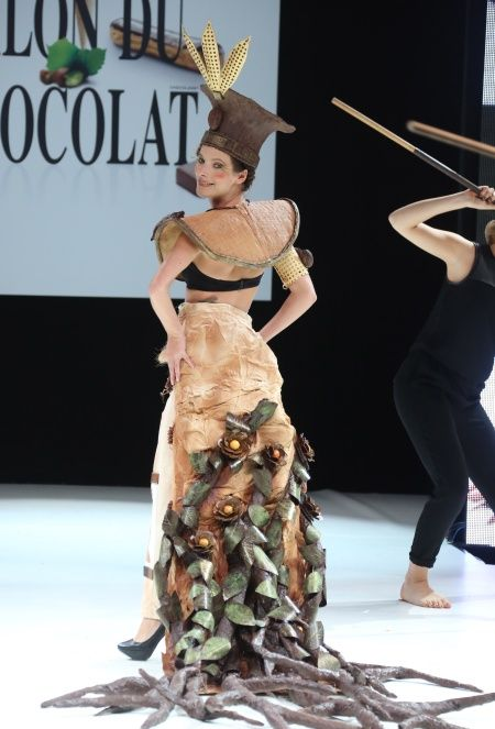 Elodie Varlet: fashion chocolate