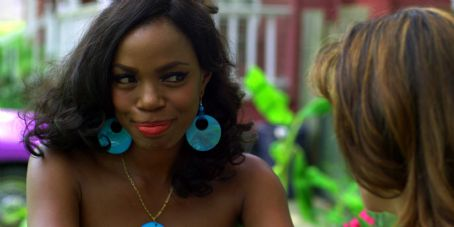 Jill Marie Jones star as Imogene Cochran in Nancy Kissam comedy 'Drool.'
