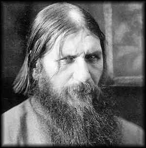 Grigory Rasputin  in 1915