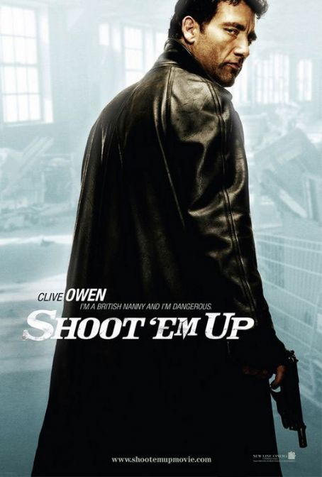 Shoot 'Em Up Clive Owen and Monica Bellucci