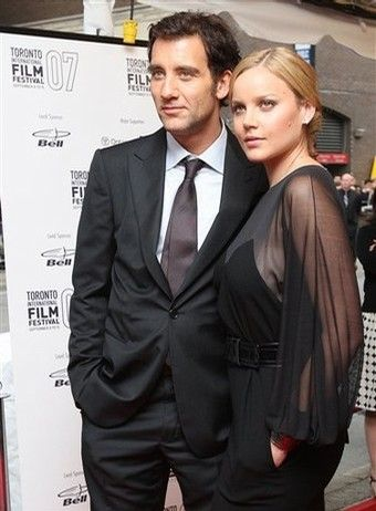 Abbie Cornish Clive Owen and