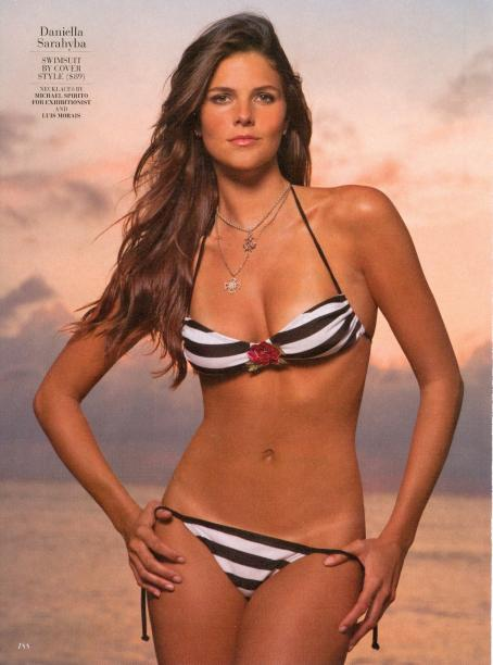 Daniella Sarahyba - Sports Illustrated 2008