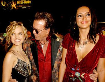 Mickey Rourke Sasha Volkova and