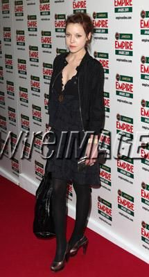 Antonia Campbell-Hughes - empire awards. arrivals