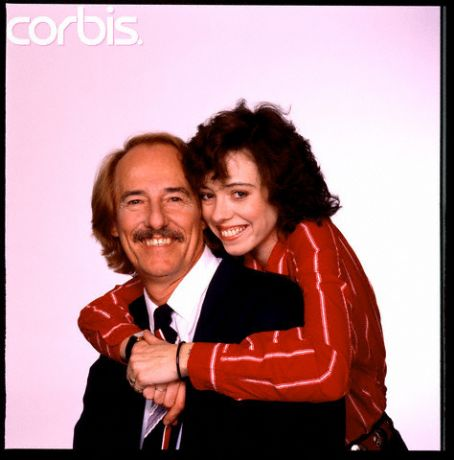 Mackenzie Phillips  w her dad