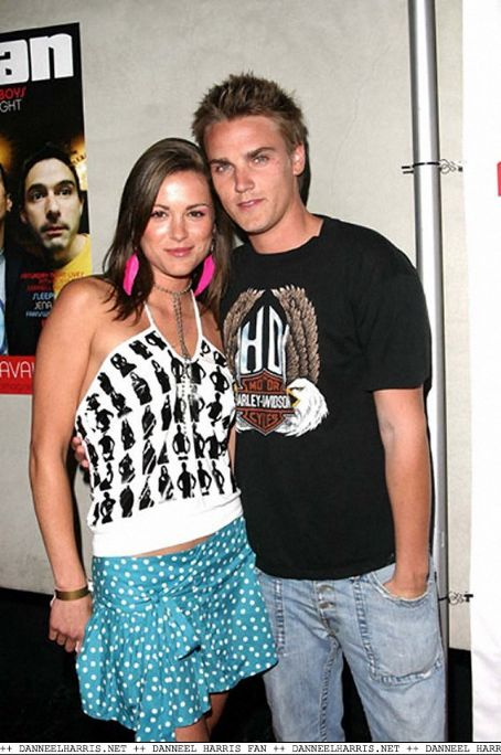 Riley Smith Danneel Harris and
