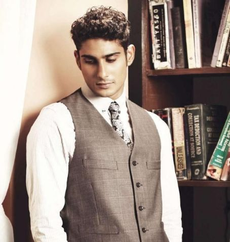 Prateik Babbar - Andpersand Magazine Pictorial [India] (March 2012)