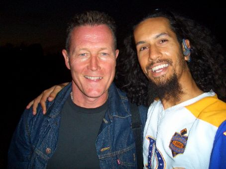 Robert Patrick Actors Jason 'Jemini' Kakebeen and