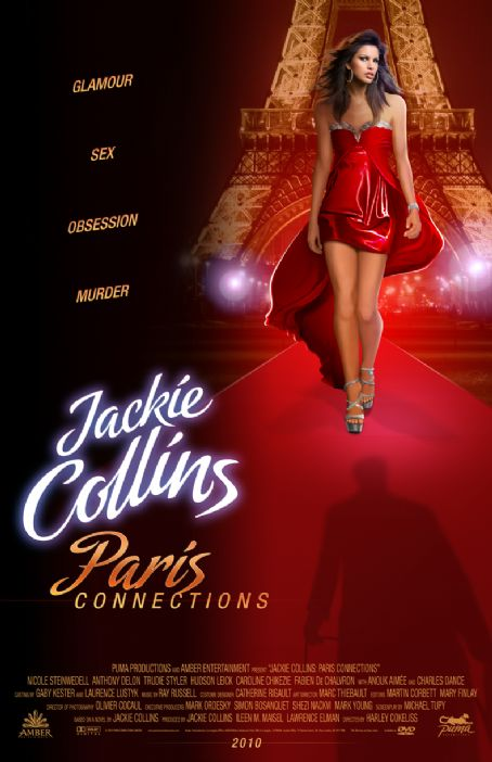 Jackie Collins Paris Connections Official movie poster