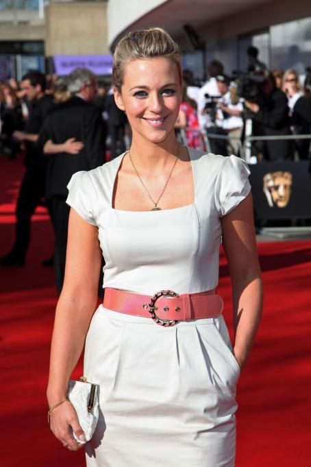 Miranda Raison - BAFTA Television Awards Royal Festival Hall London, 26.04.2009