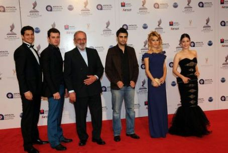 Çagatay Ulusoy 2011 Antalya TV Awards -