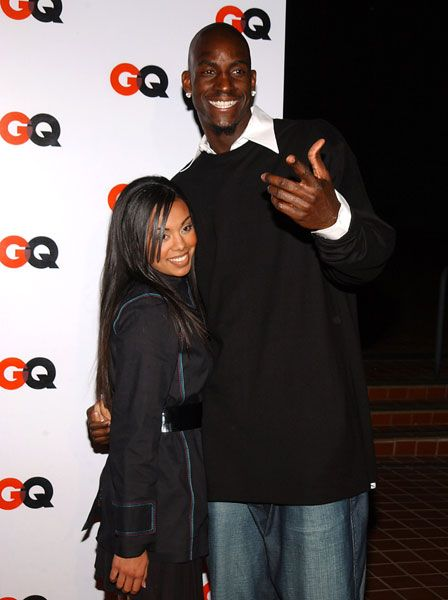 Brandi Padilla Garnett is Boston Celtics Kevin Garnett's wife