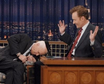 John McCain  on Conan O'Brien Show