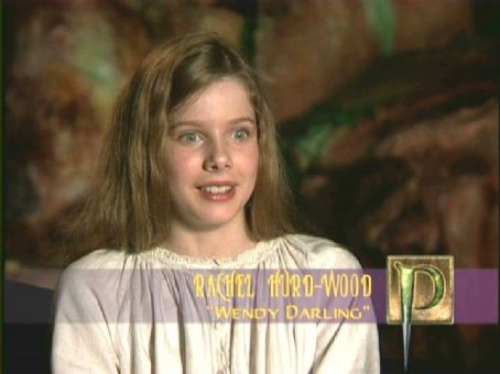 Wendy Darling Rachel Hurd Wood