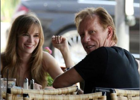 James Woods Danielle Panabaker and