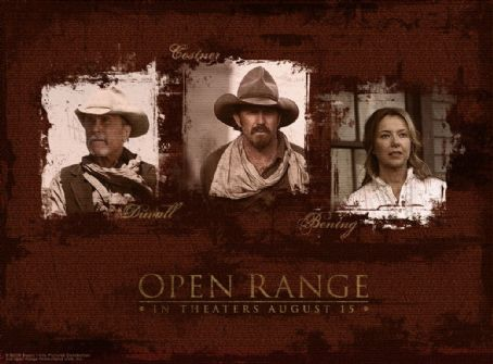 Open Range Disney's  - 2003