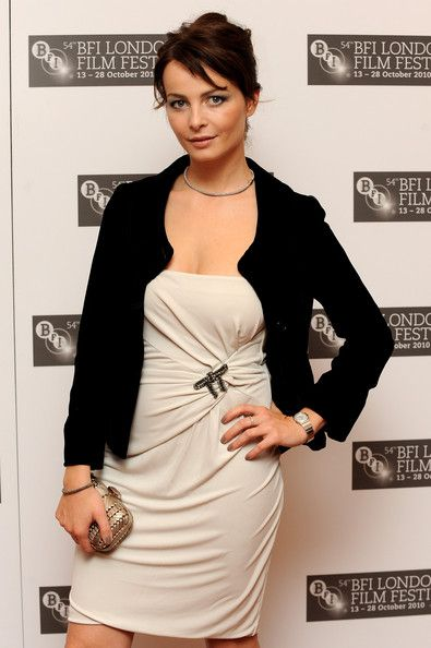 Violante Placido - The American - Premiere:54th BFI London Film Festival