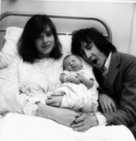 Pete Townshend  and Karen Astley and emma