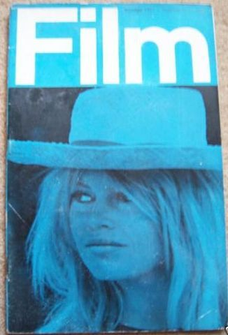 Brigitte Bardot - Film Magazine [United Kingdom] (June 1962)