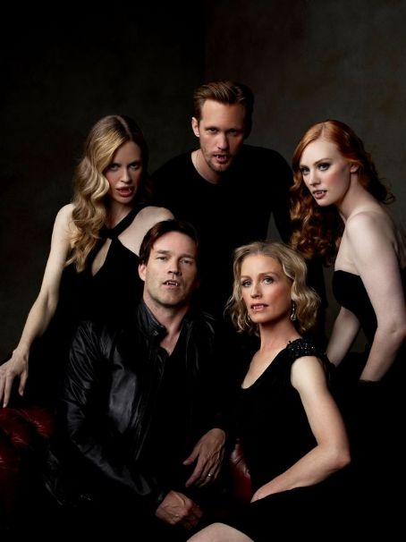 True Blood Vampire Cast Season Four (2011)