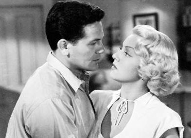 John Garfield  and Lana Turner