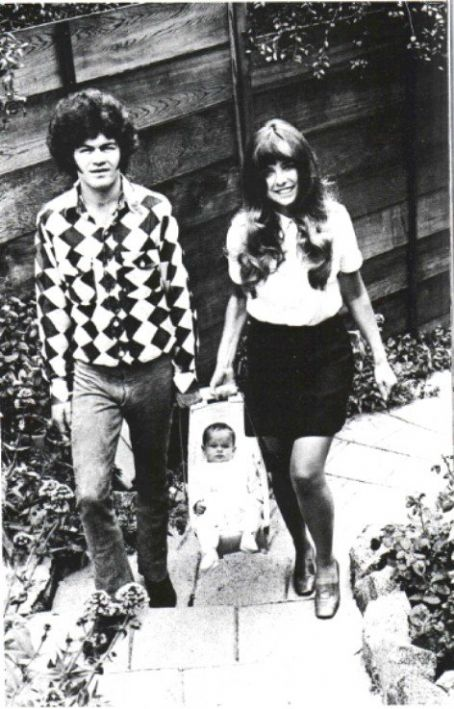 Samantha Juste Mickey Dolenz, daughter Ami, and r
