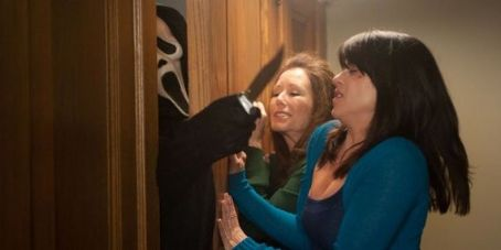 Mary McDonnell Neve Campbell as Sidney Prescott and  as Kate Roberts in Scream 4 (2011)