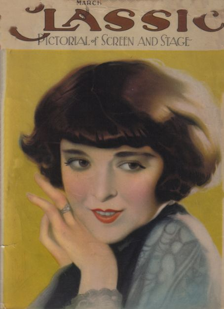 Colleen Moore - Motion Picture Classic Magazine [United States] (March 1924)