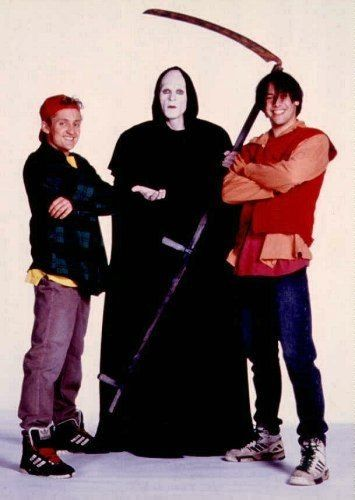 William Sadler Bill & Ted's Bogus Journey (1991)