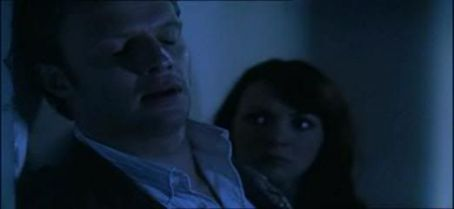 MI-5 Rupert Penry-Jones & Martine McCutcheon in  a.k.a Spooks