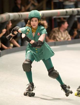 Ellen Page Whip It Ellen Page star as  Bliss