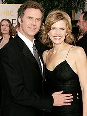 Will Ferrell Viveca Paulin and