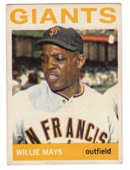 Willie Mays - Willie
