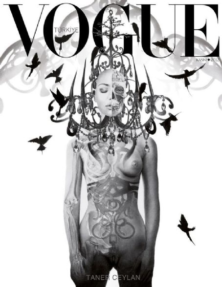 Vogue Magazine Cover [Turkey] (November 2012)