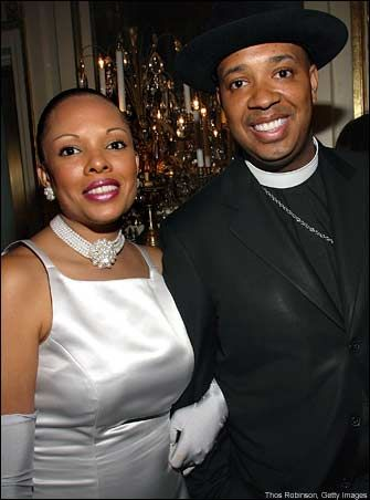 Joseph Simmons  and Justine Simmons