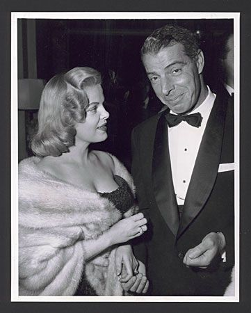 Dorothy Arnold Joe DiMaggio and